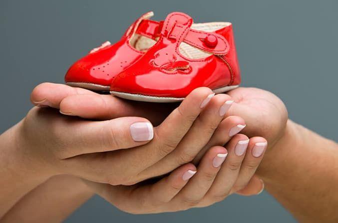 Рекомендації дитячого лікаря-ортопеда щодо вибору першого взуття ... ee94ca8708e1c