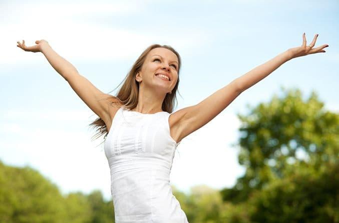 Позитивная психология при похудании